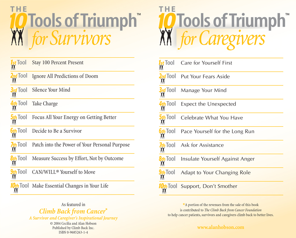 10 Tools of Triumph