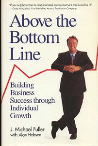 Above the Bottom Line Cover